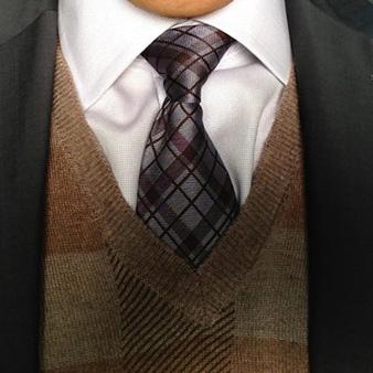 Der Nicky Krawattenknoten