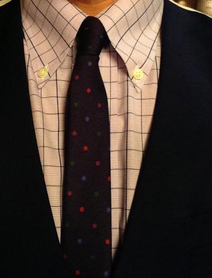 Der Prinz Albert&Victoria Krawattenknoten