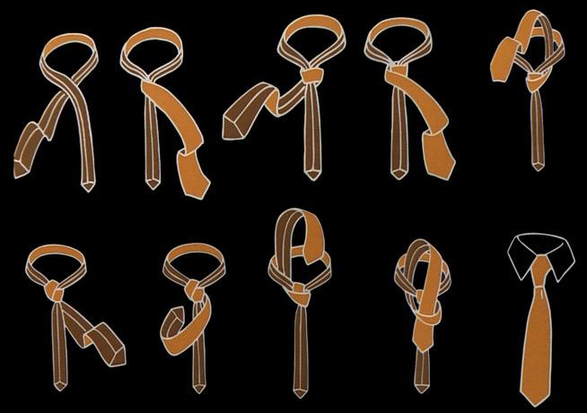 Grantchester Krawattenknoten