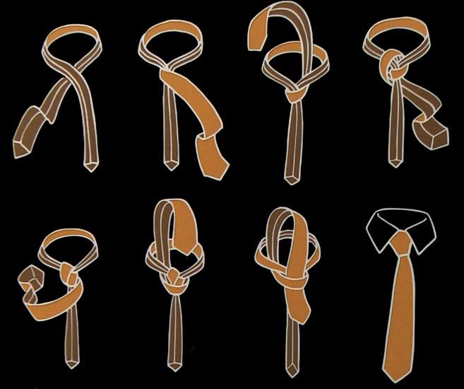 Manhattan Krawattenknoten