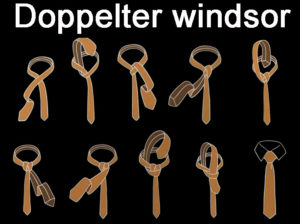 Doppelter windsor