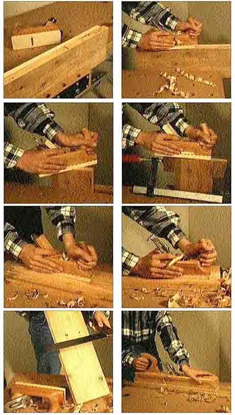 Holz hobeln – Für glatte Oberflächen – Teil 2