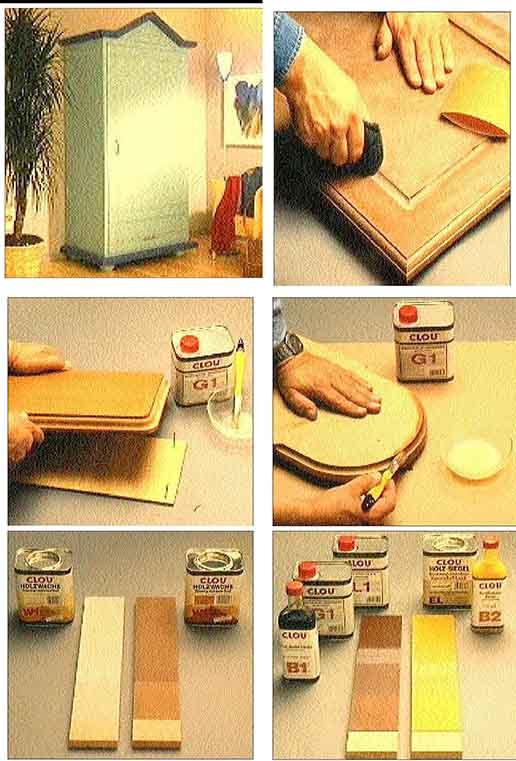 MDF-Platten: Oberflächen bearbeiten