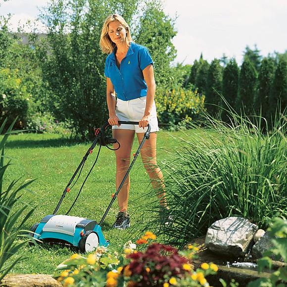 Neue Vertikutierer – Perfekter und gesunder Rasen