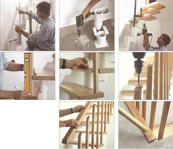 Feste Dachtreppe einbauen 2