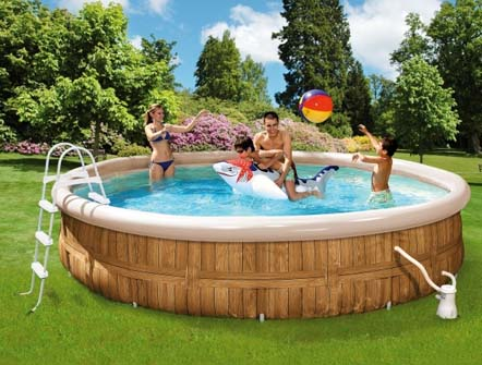 Urlaubszeit bedeutet Sommer,Sonne und Wasser!